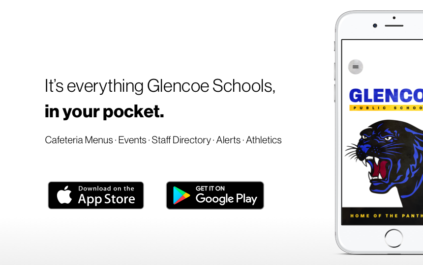 Glencoe School's New App